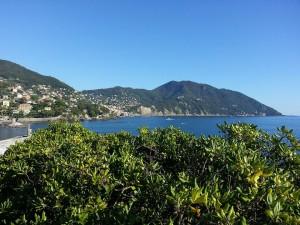 Parco di Portofino da Recco Golfo paradiso