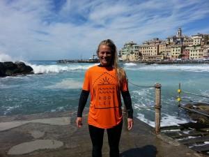Istruttrice Surf
